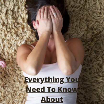 Everything you need to know about postpartum depression