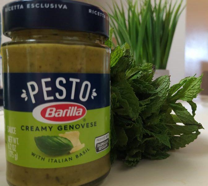 Barilla Creamy Genovese Pesto